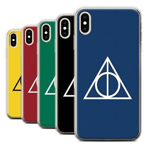Gel-TPU-Case-for-Apple-iPhone-XS-Max-Magic-Hallows-Inspired