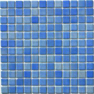 1 SQM Glass Mosaic Wall Tiles Blue /& Aqua Bathroom Shower Kitchen 163