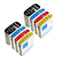 8 TINTE DRUCKER PATRONEN für HP 940 XL Officejet Pro 8000 Enterprise 8500A PLUS