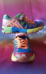 deporte Zapatillas Tri de gratis Asics Royal amarillo Envío Flash noosa naranja y Gs Kids 9 Gel 5qxR1w4qCr