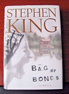 Bag-of-Bones-by-Stephen-King-1998-HCDC-VG-condition