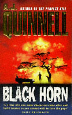 Black Horn-ExLibrary