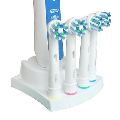 Toothbrush Holder 3d-druck 3d-printed Für 4 Bürsten Badzubehör & -textilien Zahnputz-sets LiebenswüRdig Oral-b Zahnbürstenhalter