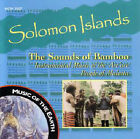 Solomon Islands: The Sounds of Bamboo by Various Artists (CD, May-1997, Multi Cultural Media)