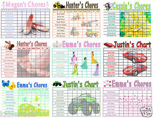 1-Chore-Chart-for-Kids-You-Select-Jobs-Tasks-to-be-Printed-On-or-use-Dry-Erase
