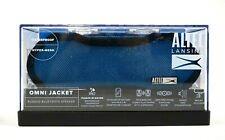 Altec Lansing Omni Mini Waterproof Bluetooth Speaker Blue IMW458-CB NEW SEALED