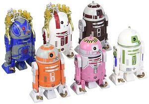 New-Hasbro-Star-Wars-Astromech-Droid-Pack-FIGURE-B8671-R2-C2-R2-A5-R7-F5-QT-KT