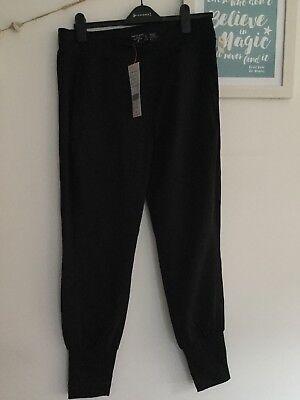 bnwt 2018 sweaty betty garudasana black workout trousers