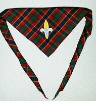 Cub Scout Webelos Neckerchief Scarf - Bsa Official new With Tag