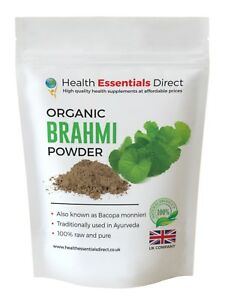 Premium-Brahmi-Powder-Superior-Grade-Bacopa-Monniera-Choose-Size