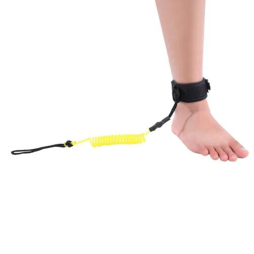 Surfing Surfboard Leg Rop Leash Foot Leash Rope Stand Up Paddle Surf Board