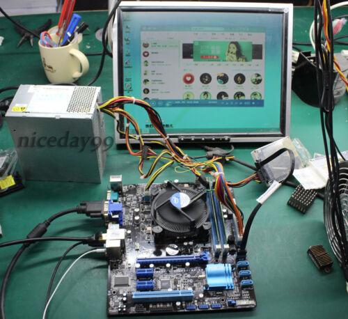 ASUS F1A75-M//CM1740-8//DP-MB AMD A75 Motherboard SOCKET FM1 SATA 6Gb//s USB3.0