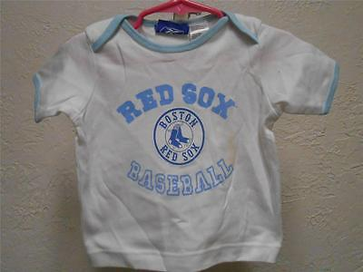 Fanartikel Intelligent New-flawed Boston Red Sox Kleinkind 12 Months Weißes Reebok Shirt 35rt