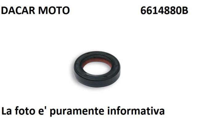 6614880B OIL SEAL D.19X30X7 MALOSSI PIAGGIO NRG Power Purejet 50 2T LC