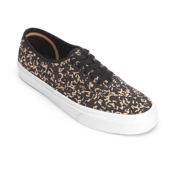 Vans Authentic 5 Dx Tejido Multicolor Zapatos Negros Hombre 5 Authentic Mujer 6.5 Sk8 8c1073