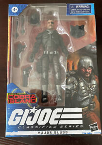 Hasbro 2021 G.I. Joe Classified Special Missions Cobra Island Major Bludd Target