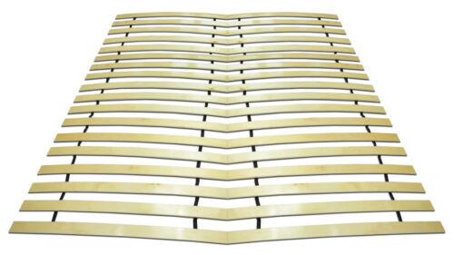 Lattenrost Rollrost Latten Für bett und Matrazen 18 Leisten 90//120//140//160x200