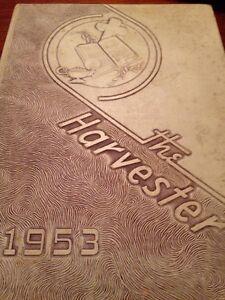 Rare 1953 Tupelo Mississippi Pentecostal Bible Institute