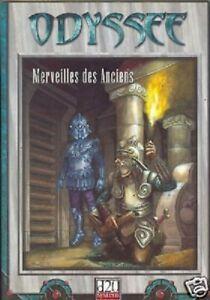 Strict D20 Odysee Merveilles Des Anciens Prix RéDuctions