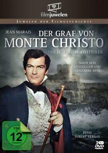 DER-GRAF-VON-MONTE-CHRISTO-19-MARAIS-JEAN-2-DVD-NEUF