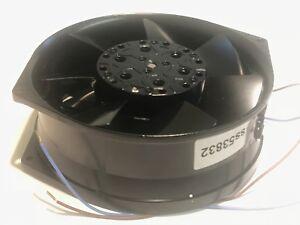 1 unit of EBM-Papst Industries 4656 Z AC Axial Fan 230 VAC 50//60Hz