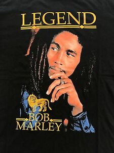 Hm licensed bob marley legend t shirts new sizes m l or xl ebay image is loading h amp m licensed bob marley legend t thecheapjerseys Gallery