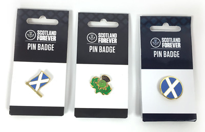 RUGBY AND SPORT SUPPORTERS BADGE St Patricks Day IRELAND IRISH FLAG PIN