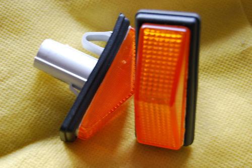 />1989 indicator lamp MK1 1 coppia LUCCIOLA FANALINO FRECCE FIAT UNO 1 Serie