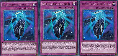 Ultra Rare 1 Auflage MVP1-DE025 3x Dimensionstrugbild