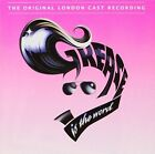 Various Grease Original London Cast Recording CD Soundtrack Album 1993