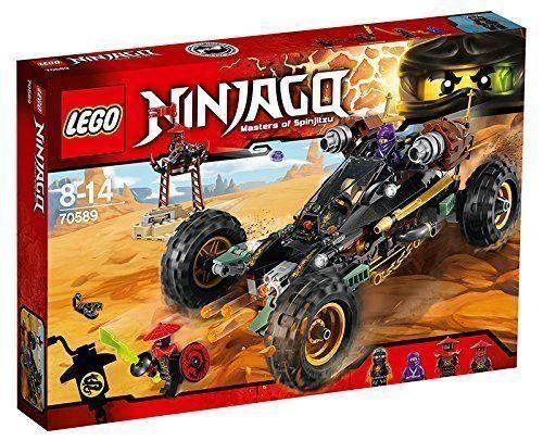 LEGO NINJAGO ROCK ROADER - LEGO 70589