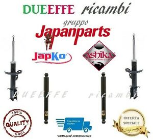 KIT-4-SHOCK-ABSORBERS-JAPANPARTS-VW-POLO-6R-6C-DA-2009-ON