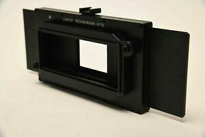 For-Linhof-Technorama-617S-to-Mamiya-645-Digital-Back-Moveable-Camera-Adapter
