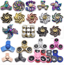 CHRISTMAS STOCKING FILLER Fidget Spinner Hand Finger Spinner EDC UK Speed