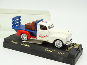 Coca Cola Die Cast Metal Toy Vehicles Dodge Plateau 1//43 Solido Vintage