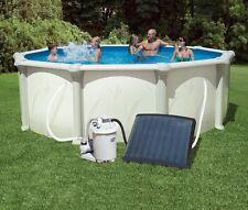Solarabsorber, leistungsstarke Solar Poolheizung Schwimmbad Pool Solarheizung