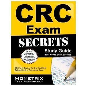 crc exam secrets study guide crc test review for the certified rh ebay com CRC Certification Exam Award Certificate