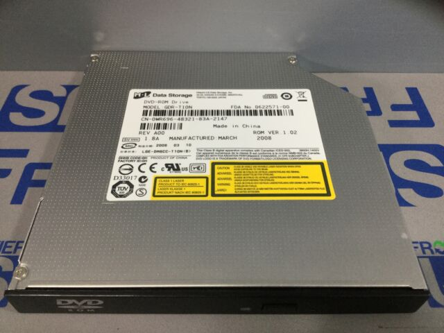 Dell DVD/CD Rom Drive WR696