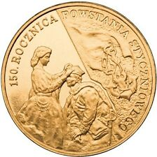 Poland / Polen - 2zl 150th Anniversary of the January 1863 Uprising