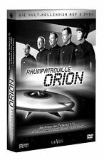 3 DVDs * RAUMPATROUILLE ORION ~ KULTKOLLEKTION # NEU OVP %