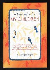 A Keepsake for My Children -  Blue Mountain Arts - NEW  MINT  HCDJ  - Gift Idea