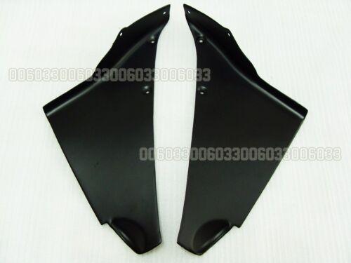 Left Right Inner Fairing Parts For Kawasaki ninja ZX12R 02 03 04 Black #33