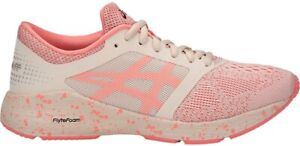 Details about Asics RoadHawk FF SP Womens Running Shoes Pink show original title