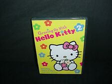 Growing Up with Hello Kitty 2 DVD Movie