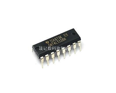 2pcs 74LS138 74LS138N IC 3-to-8 Line Decoder//Demultiplexer DIP-16 QC