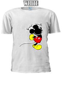 Disney-Characters-Falling-MickEy-Mouse-Family-Best-Men-Women-Unisex-T-shirt-V5