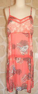 42tiquet Kayan Eva Corail Taille Robe Neuve Marque aOwzY