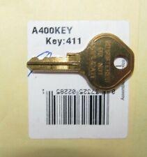 Master Lock Combination Lock Keys 411 Or V62 Or V643 Free Shipping