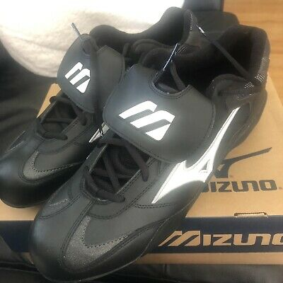Details about  /Mizuno Men/'s 9-Spike Vintage Pro Low Metal Baseball Cleats size 14