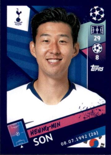 Sticker 210 Heung-Min Son Topps Champions League 18//19